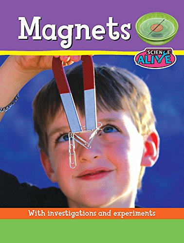 Science Alive: Magnets (9780749675615) by Terry Jennings