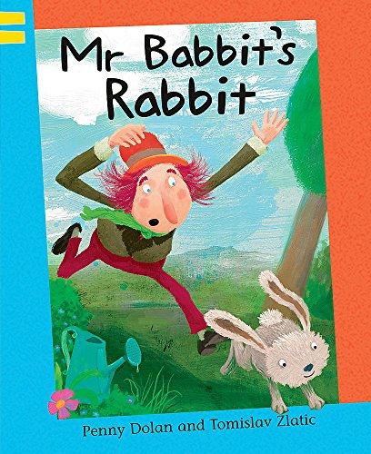 9780749676964: Mr Babbit's Rabbit (Reading Corner)