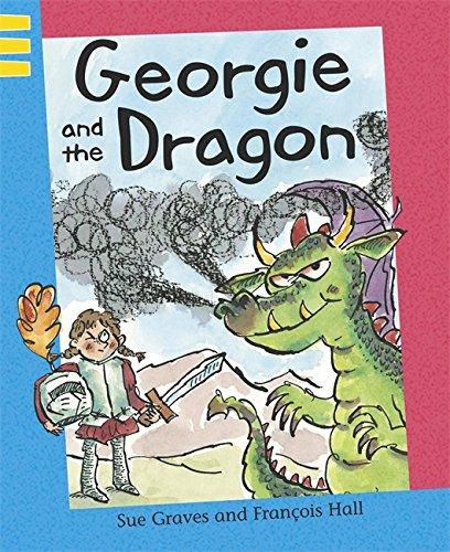 9780749677008: Georgie and the Dragon (Reading Corner)