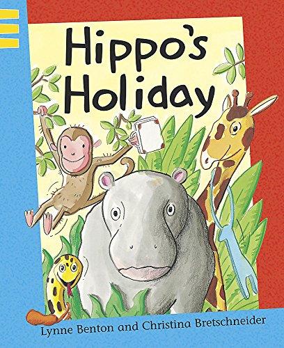 9780749677015: Hippo's Holiday (Reading Corner)