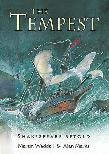 9780749677503: The Tempest (Shakespeare Retold)