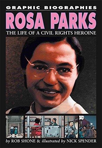 9780749677848: Rosa Parks (Graphic Biographies)