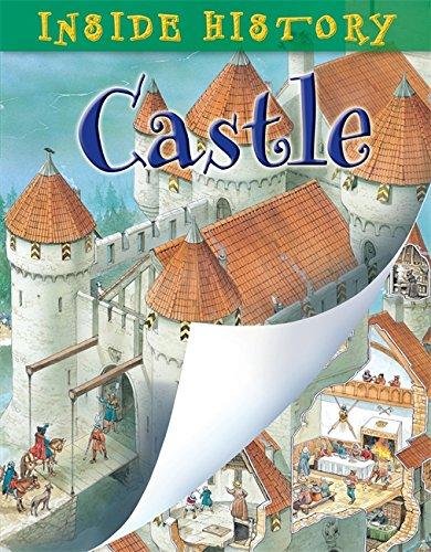 9780749677862: Castle (Inside History)