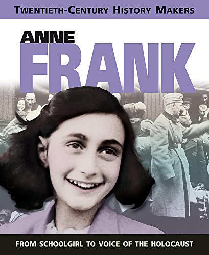 9780749678173: 20th Century History Makers: Anne Frank