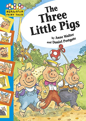 9780749678999: The Three Little Pigs (Hopscotch Fairy Tales)