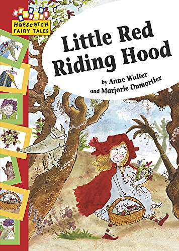 9780749679019: Little Red Riding Hood (Hopscotch Fairy Tales)
