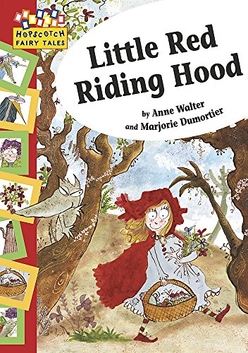 9780749679071: Little Red Riding Hood (Hopscotch: Fairy Tales)