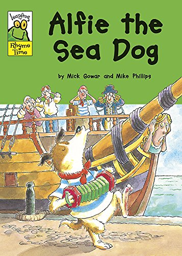 9780749679460: Alfie the Sea Dog (Leapfrog Rhyme Time)