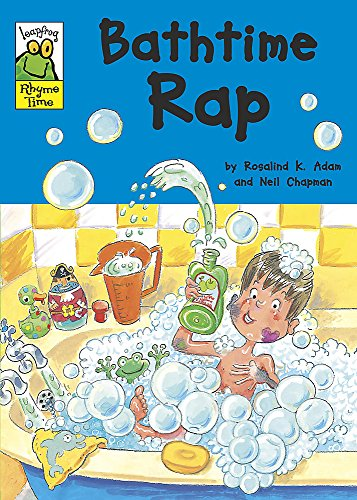 9780749679514: Bathtime Rap (Leapfrog Rhyme Time)