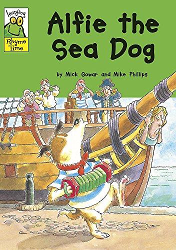 9780749679583: Alfie the Sea Dog (Leapfrog Rhyme Time)