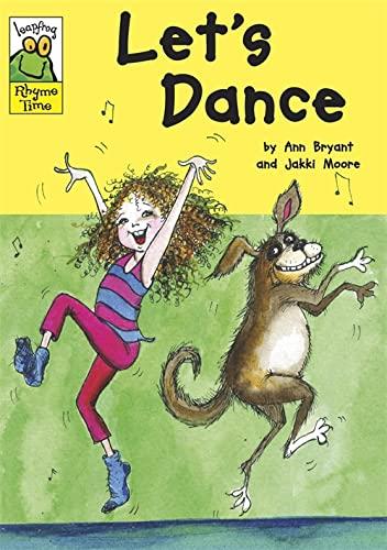 9780749679613: Let's Dance (Leapfrog Rhyme Time)