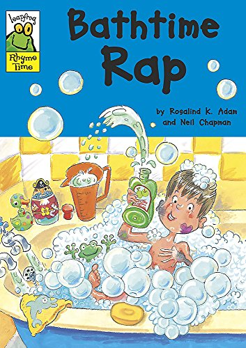 9780749679637: Bathtime Rap (Leapfrog Rhyme Time)