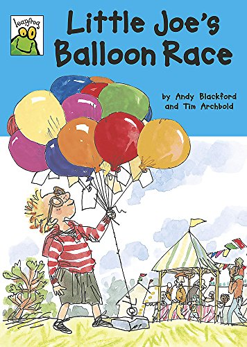 9780749679811: Little Joe's Ballon Race (Leapfrog)