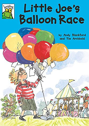 9780749679897: Little Joe's Balloon Race (Leapfrog)
