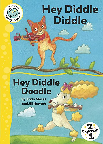 9780749680312: Hey Diddle Diddle: WITH Hey Diddle Doodle (Tadpoles Nursery Rhymes)