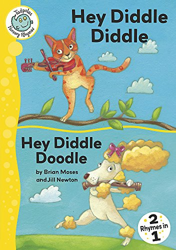 9780749680374: Hey Diddle Diddle / Hey Diddle Doodle (Tadpoles Nursery Rhymes)