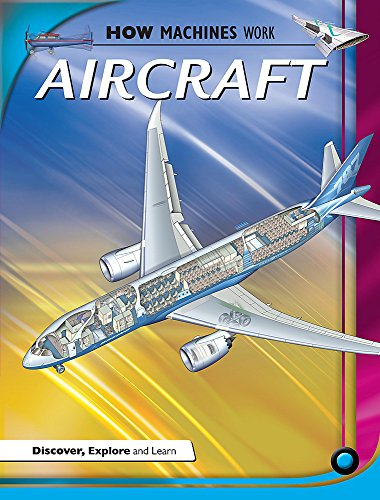 9780749680770: Mighty Aircraft (How Machines Work)