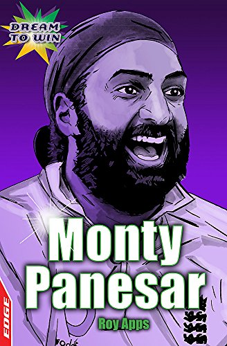 9780749682347: Monty Panesar (EDGE: Dream to Win)