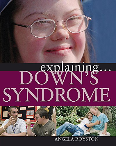 9780749682538: Explaining... Down's Syndrome
