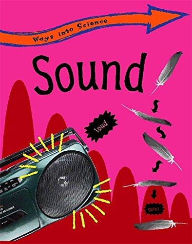 9780749683290: Sound (Ways into Science)