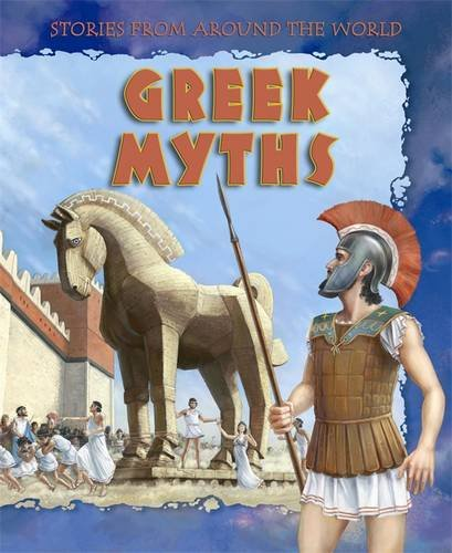 9780749683573: Stories From Around the World: Greek Myths