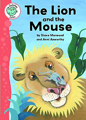 9780749685270: The Lion and the Mouse (Tadpoles Tales)