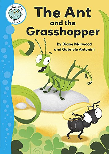 9780749685348: Aesop's Fables: The Ant and the Grasshopper (Tadpoles Tales)