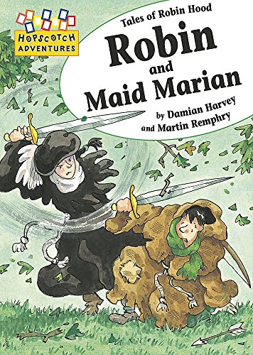 9780749685560: Robin and Maid Marian (Hopscotch Adventures)