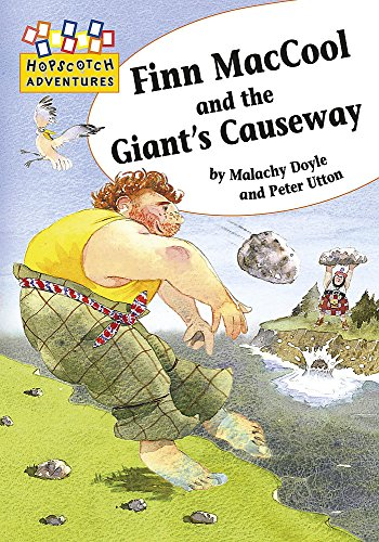 9780749685621: Hopscotch Adventures: Finn MacCool and the Giant's Causeway