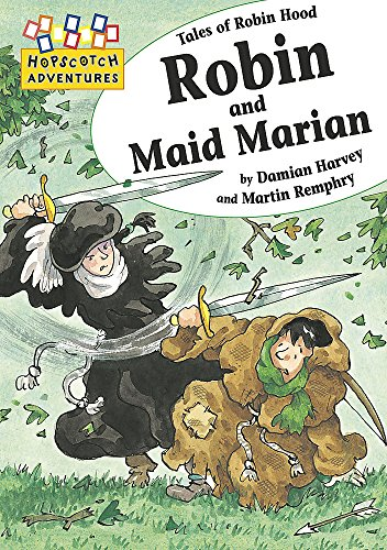 9780749685676: Robin and Maid Marian (Hopscotch Adventures)