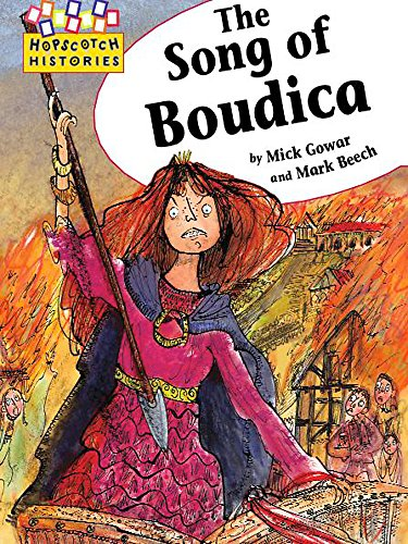 9780749685829: Hopscotch Histories: The Song of Boudica