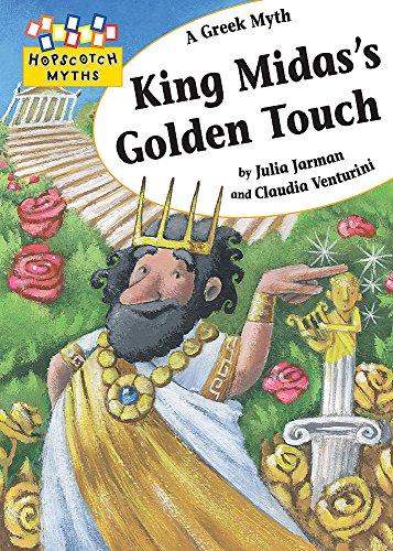 9780749685850: Hopscotch Myths: King Midas's Golden Touch