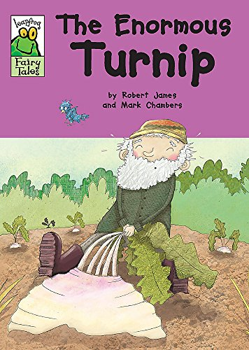 9780749686123: The Enormous Turnip (Leapfrog Fairy Tales)
