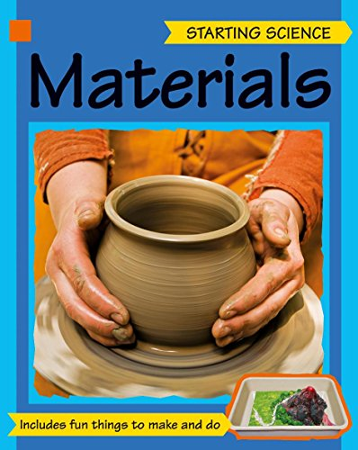 9780749687564: Materials (Starting Science)