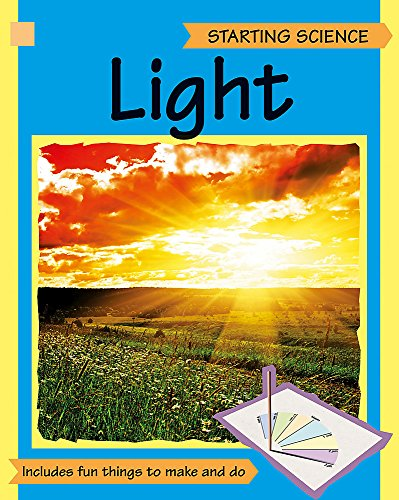 Light (Project Science) (0749687584) by Sally Hewitt