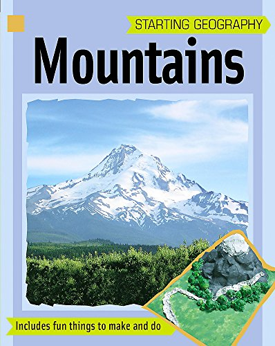 9780749687694: Mountains (Starting Geography)
