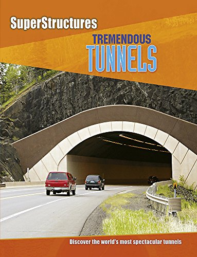 9780749688158: Tremendous Tunnels (Superstructures)