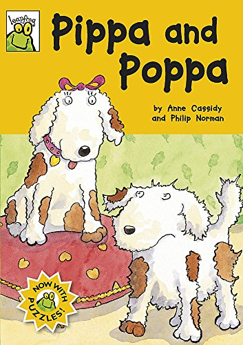 9780749691400: Pippa and Poppa (Leapfrog)