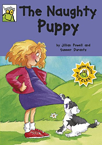 9780749691455: The Naughty Puppy (Leapfrog)