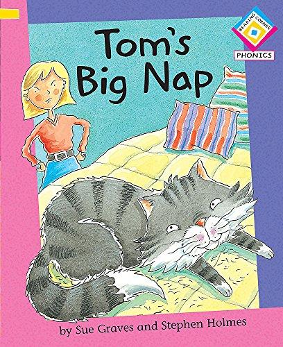 9780749691585: Tom's Big Nap (Reading Corner Phonics)