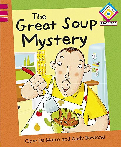9780749691721: The Great Soup Mystery (Reading Corner Phonics)