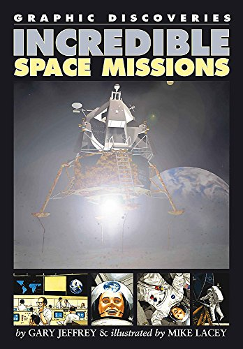 9780749692391: Incredible Space Missions