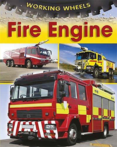 9780749692902: Working Wheels: Fire Engine