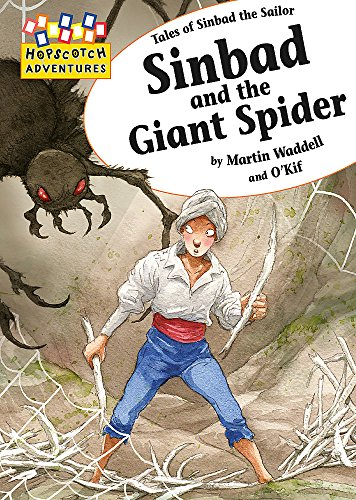 9780749694418: Sinbad and the Giant Spider