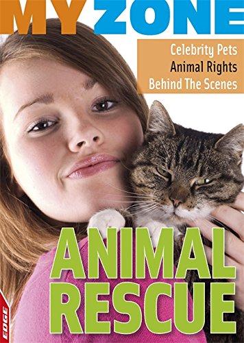 9780749695675: EDGE - My Zone: Animal Rescue