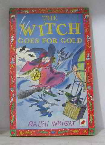 9780749700041: The Witch Goes for Gold