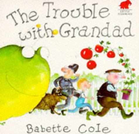 9780749700225: Trouble with Grandad