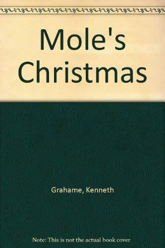 9780749700560: Mole's Christmas