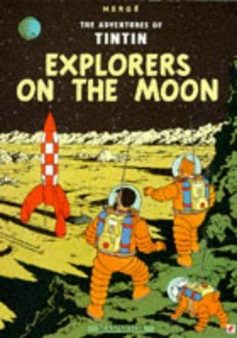 9780749701604: On a marche sur la lune (egmont) (The Adventures of Tintin)