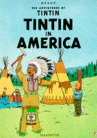 The Adventure of Tintin - Tintin in America